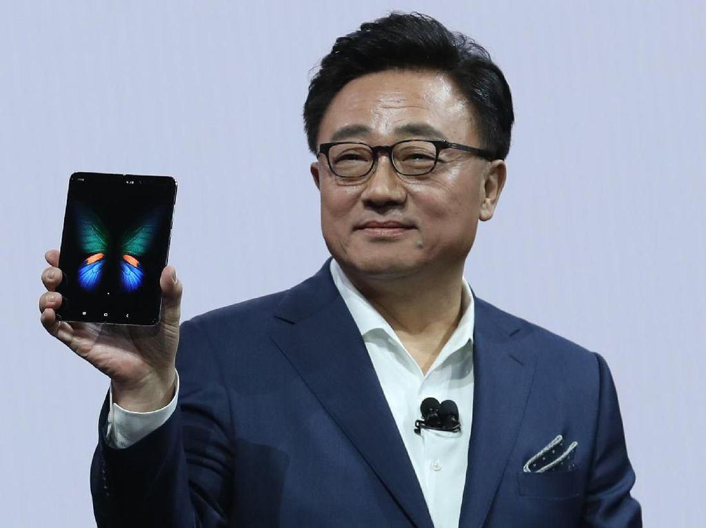 Samsung Gandeng Google untuk Optimalkan Aplikasi Galaxy Fold