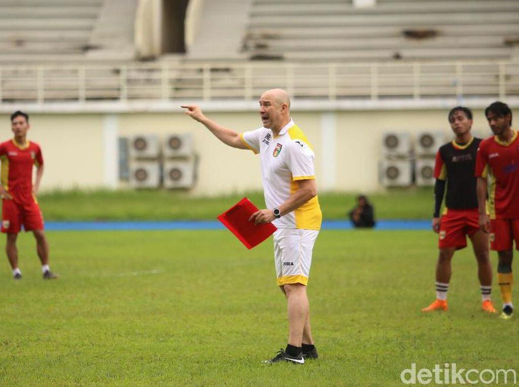 Ibu Kota Pindah ke Kaltim, Mitra Kukar Tak Tergesa Patok Target ke Liga 1