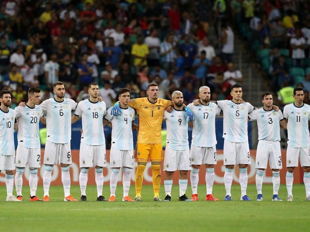 5 Tahun Usai Final Piala Dunia, Argentina Kembali ke Maracana