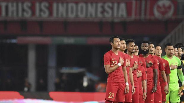Timnas Indonesia satu grup dengan Malaysia, Thailand, dan Vietnam di kualifikasi Piala Dunia 2022. (