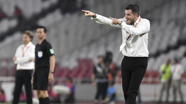 Kualifikasi Piala Dunia: Timnas Indonesia Pelatnas Agustus
