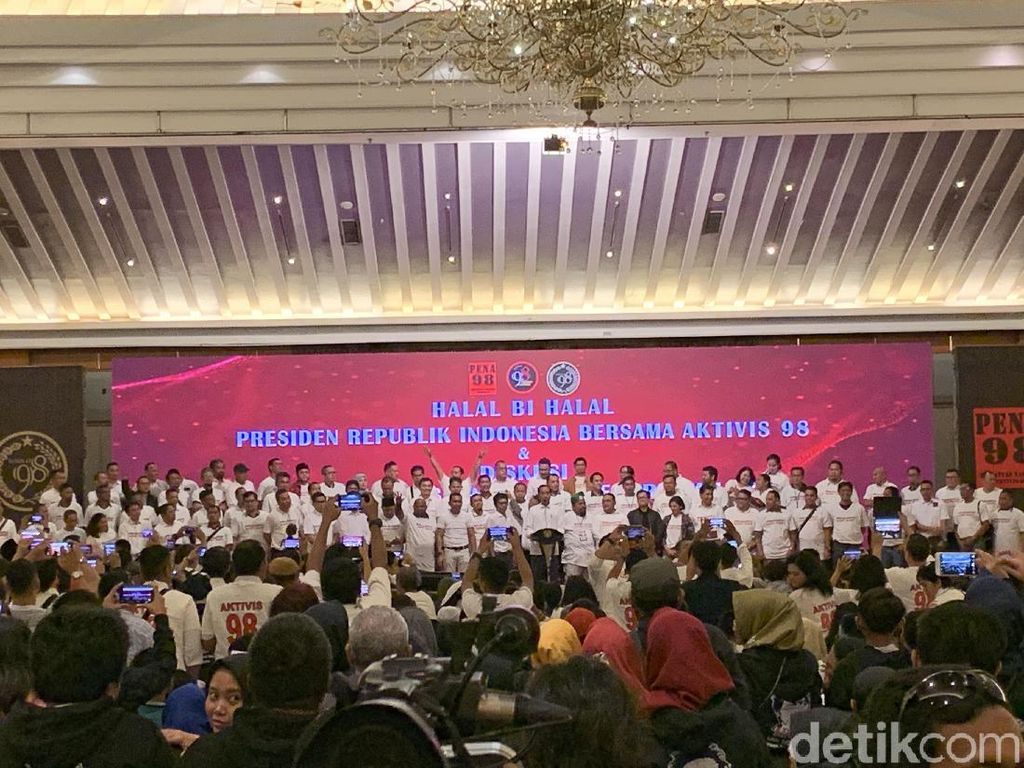 Peluang Aktivis 98 Jadi Menteri, Ini Pilihan Jokowi