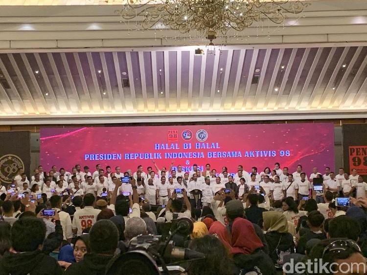 Jokowi: Tak Ada Beban, Keputusan Gila yang Penting untuk Negara Saya Kerjakan
