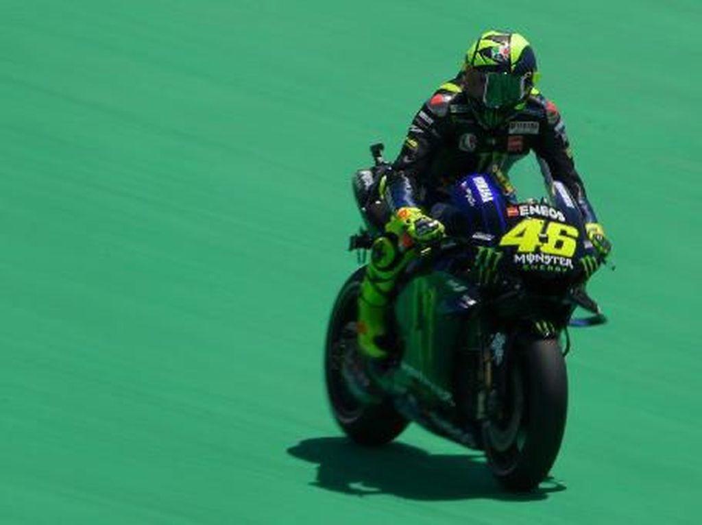 Genap Dua Tahun Rossi Tak Juara MotoGP