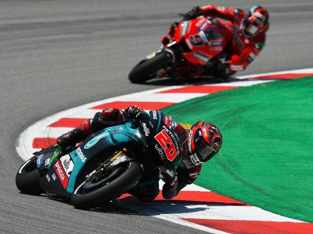 Malam Ini, Tonton Live Streaming MotoGP Catalunya di detikSport