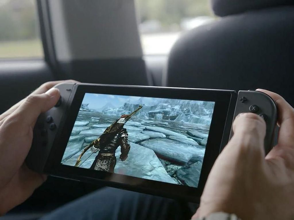 Kata Nintendo Soal Cloud Gaming