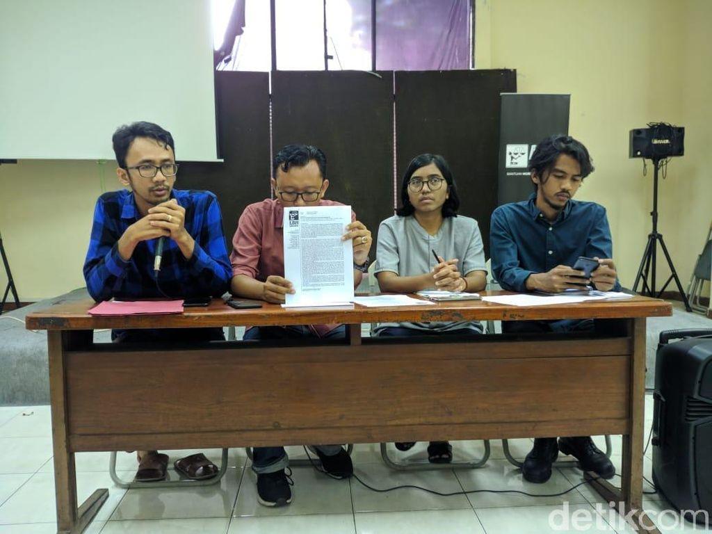 YLBHI Anggap Tim Asistensi Hukum Bentukan Wiranto Langgar UU