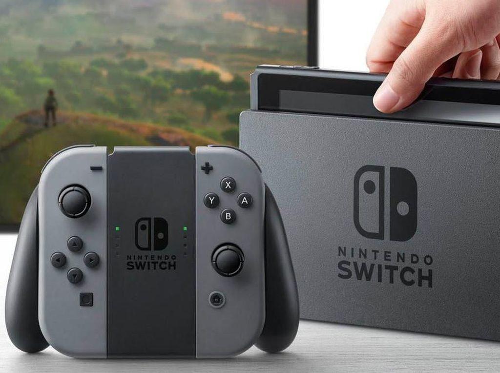 Nintendo Switch Pro Dirumorkan Meluncur Tahun Depan