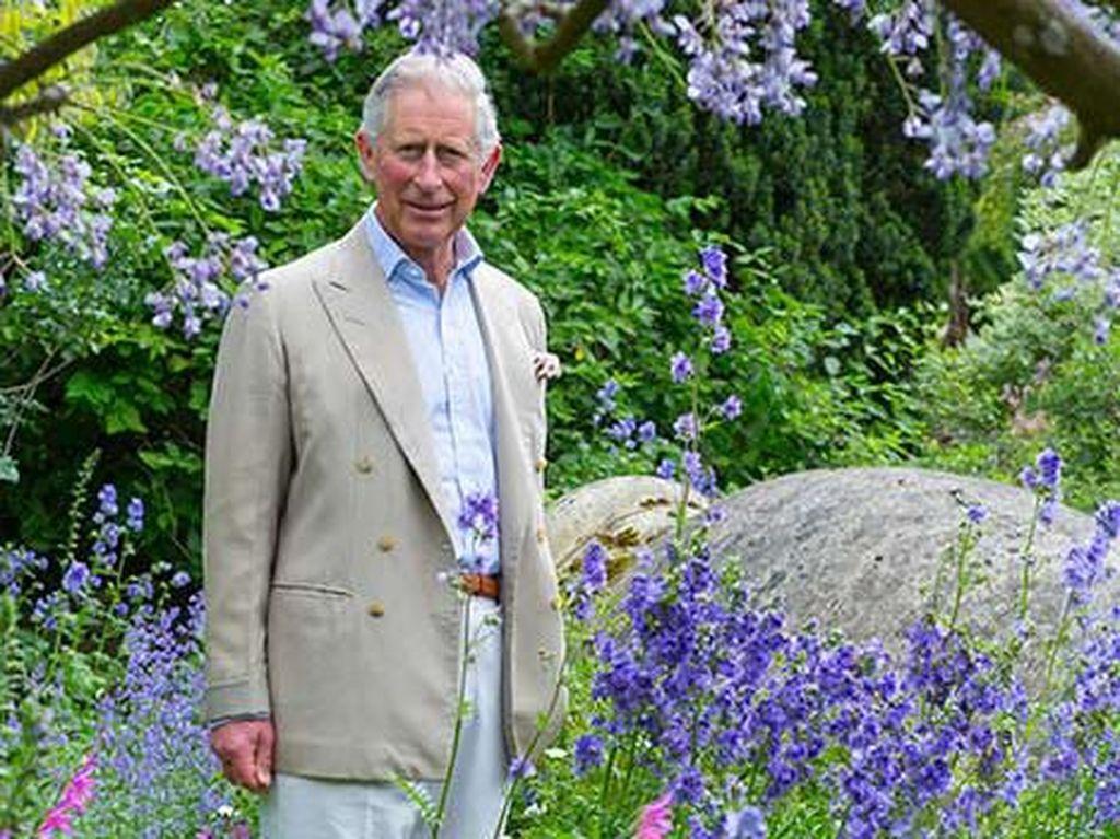 Makan Sehat, Pangeran Charles Tetap Kesulitan Jaga Bentuk Tubuh Ideal