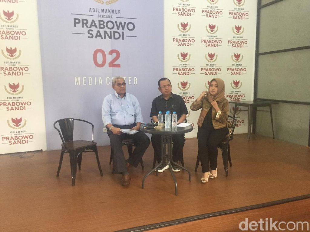 Tim Hukum Prabowo-Sandi Ajukan Perlindungan Saksi, Berikut Syarat-syaratnya