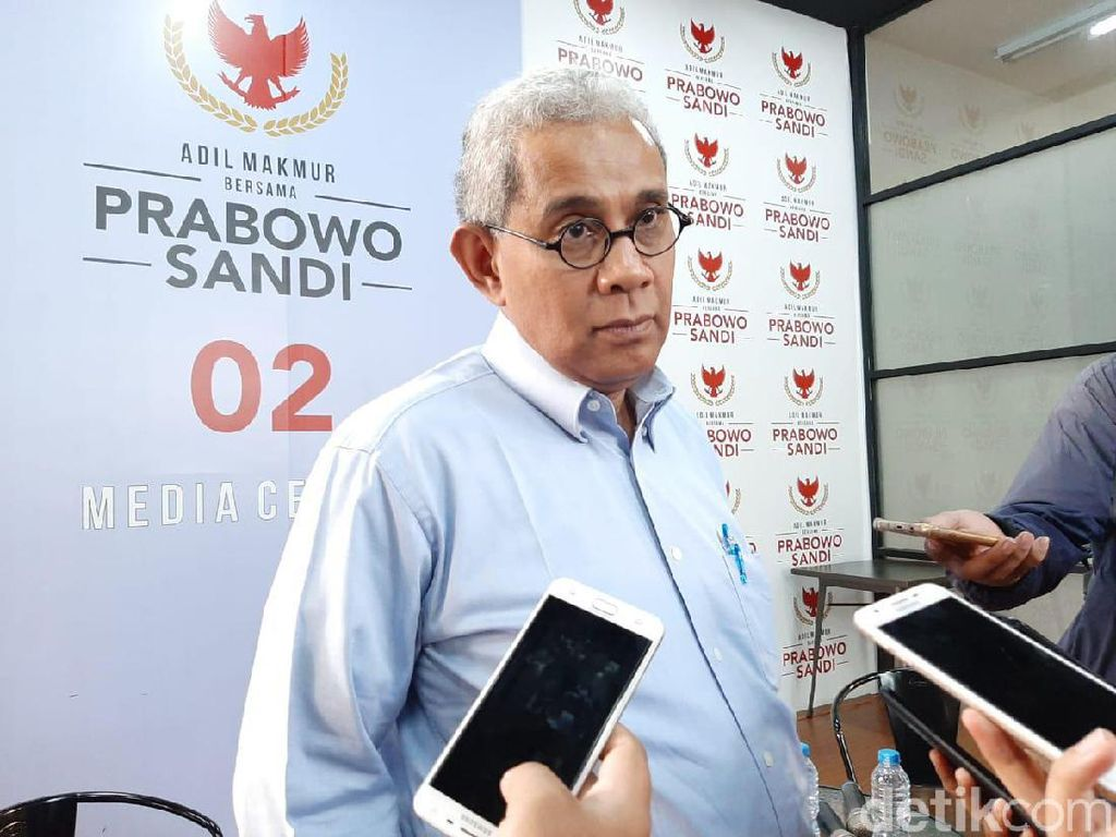 Faldo Yakin Prabowo Tak Menang di MK, Tim Hukum 02 Tetap Optimistis