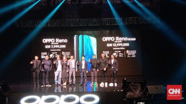Live Report: Launching Oppo Reno