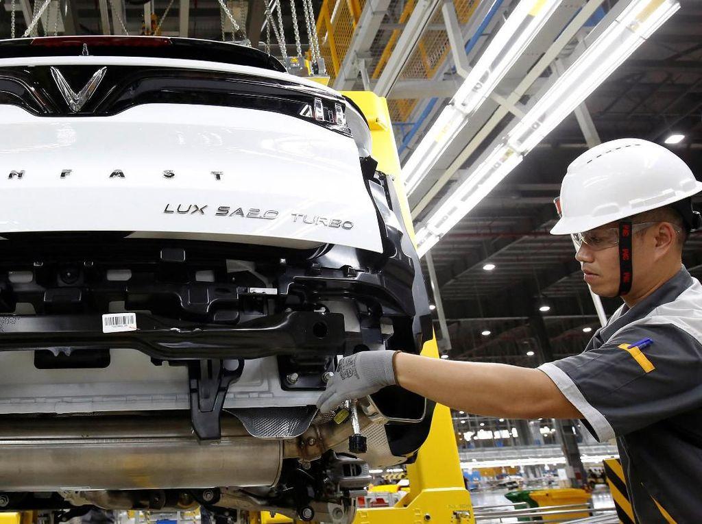 Mobil Nasional Pertama Vietnam Siap Gilas Jepang