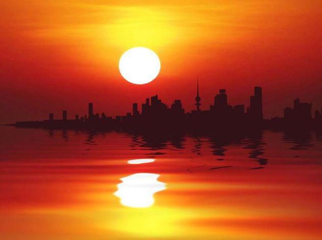 Tentang Rekor Suhu Panas di Kuwait yang Sedang Ramai Dibicarakan