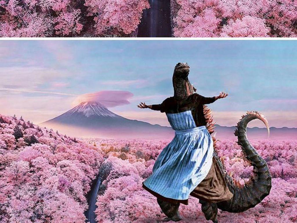 Duel Photoshop Ini Hasilkan Gambar-gambar Kocak!