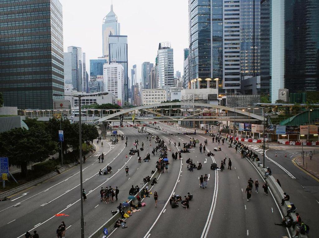 Hong Kong Masih Demo, Turis Perlu Jauhi Admiralty dan Central
