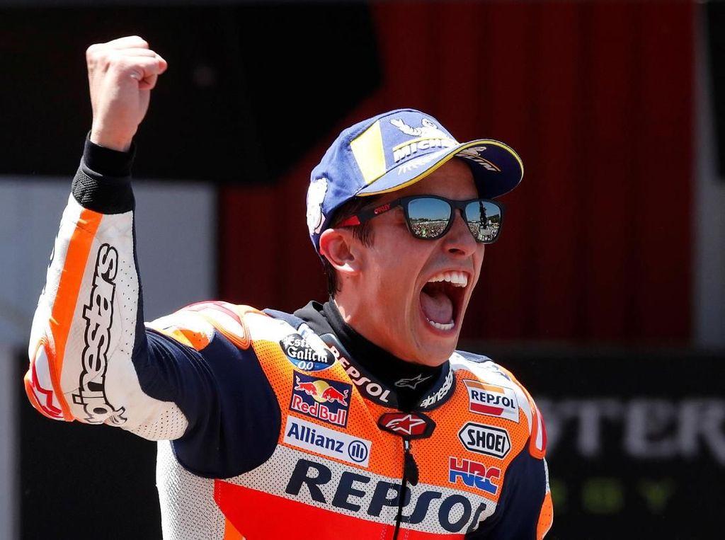 Marquez Disebut Licik di Catalunya
