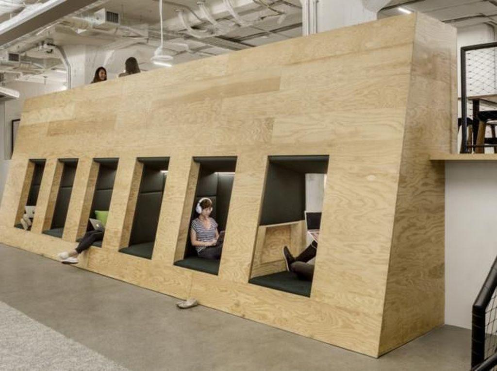 Mengintip Markas Besar Airbnb yang Memukau