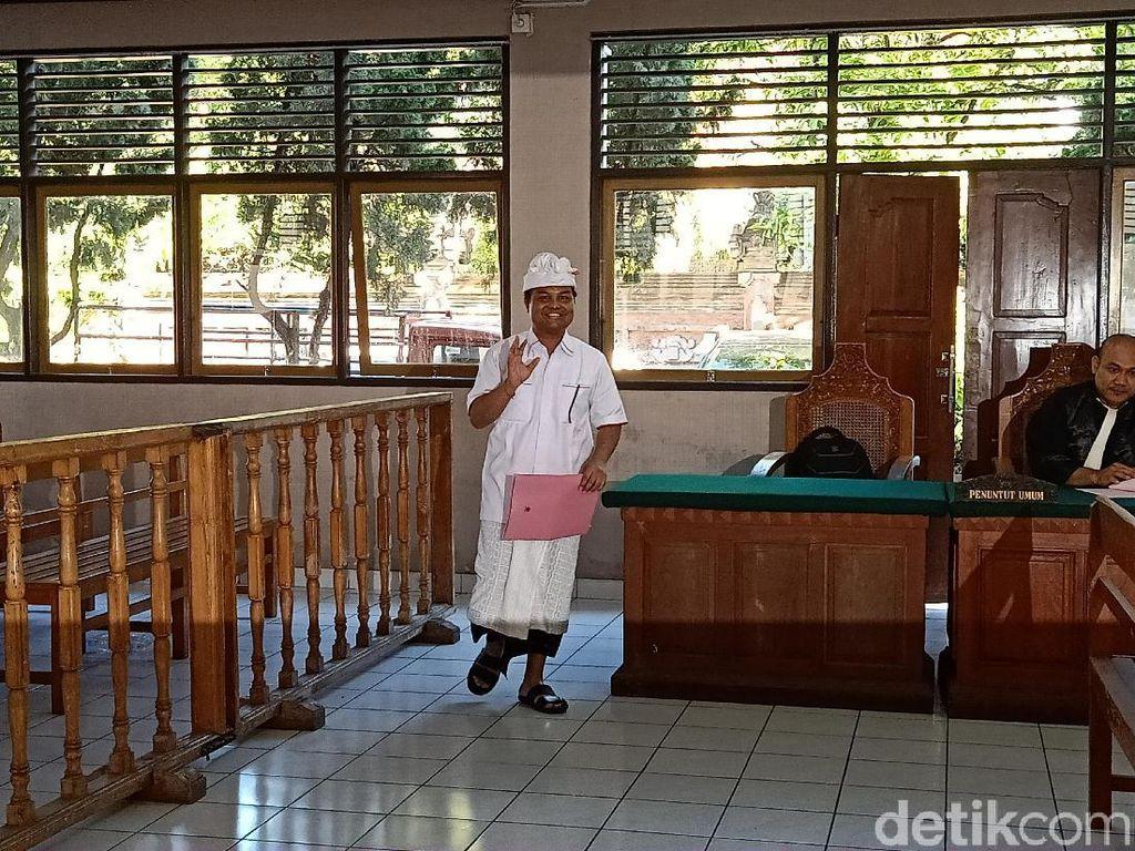 Tipu Korban Rp 16,1 M, Eks Bos Kadin Bali Ngaku Anak Gubernur Pastika