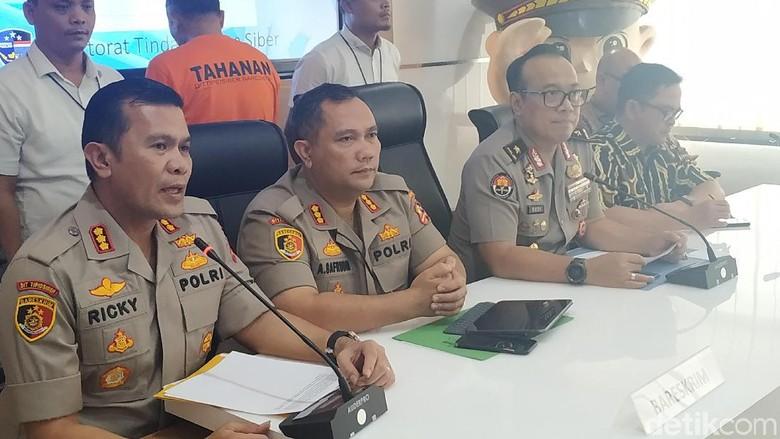 Pembuat Hoax Server KPU Di-setting Menangkan Jokowi Terancam 10 Tahun Bui