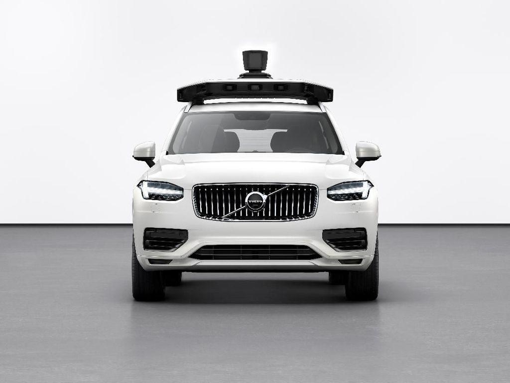 Gebrakan Baru Mobil Otonom dari Volvo