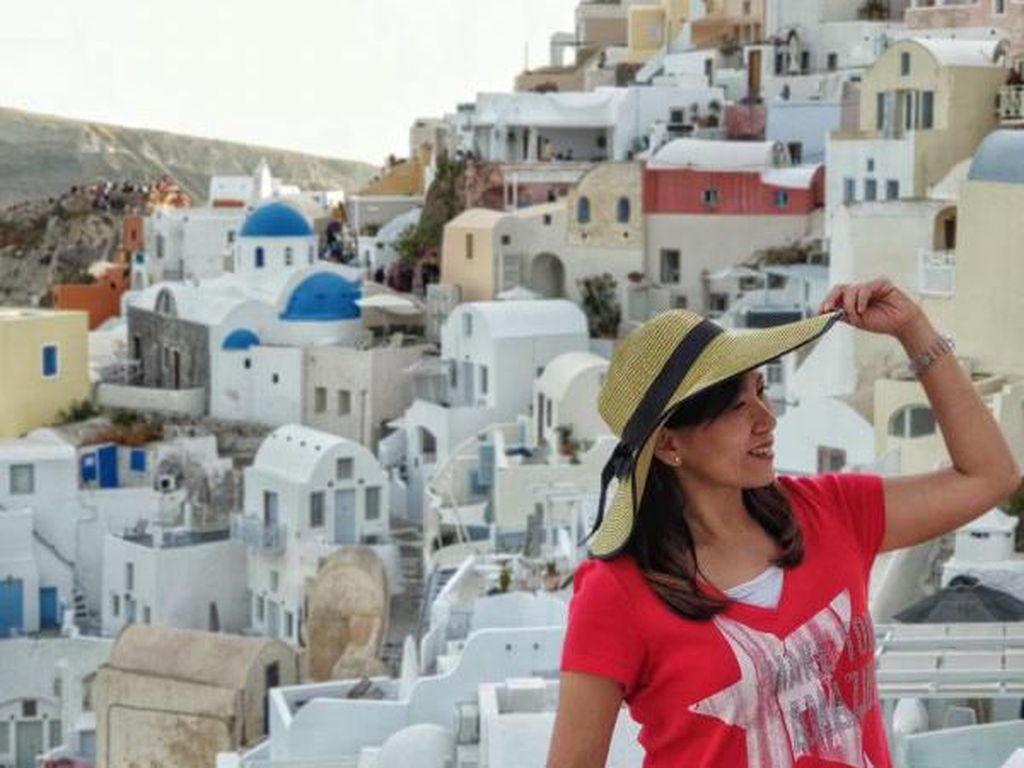Liburan ke Santorini, Ini Spot-spot Terbaiknya!