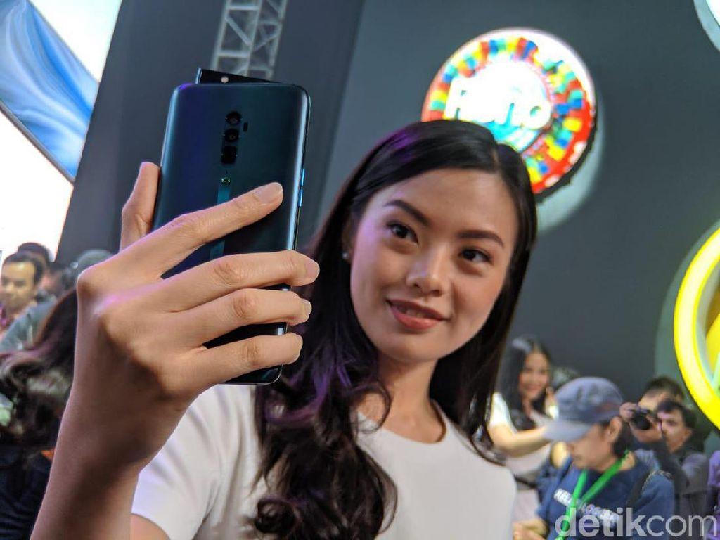 Alasan Oppo 10x Zoom Pakai Pivot Rising Camera