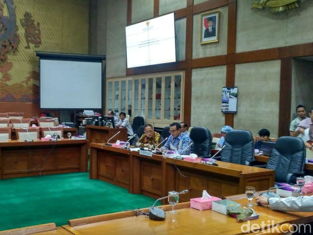 Rapat Bareng Menperin, DPR Terima Usulan Anggaran Kementerian BUMN