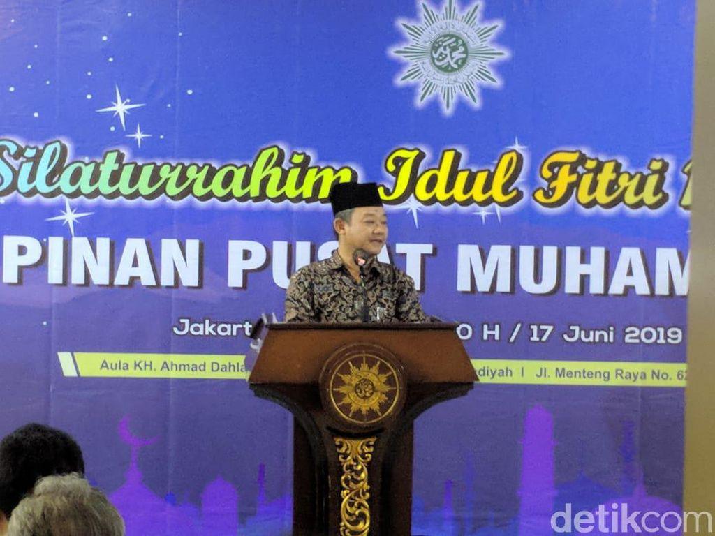 Muhammadiyah: Tidak Perlu Ada Lagi 01-02, yang Ada Kosong-kosong