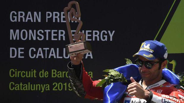 MotoGP Catalunya dipastikan ditunda.