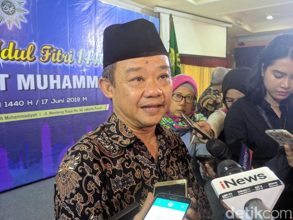 Muhammadiyah Beri Catatan Soal Ormas Islam Bisa Terbitkan Sertifikat Halal