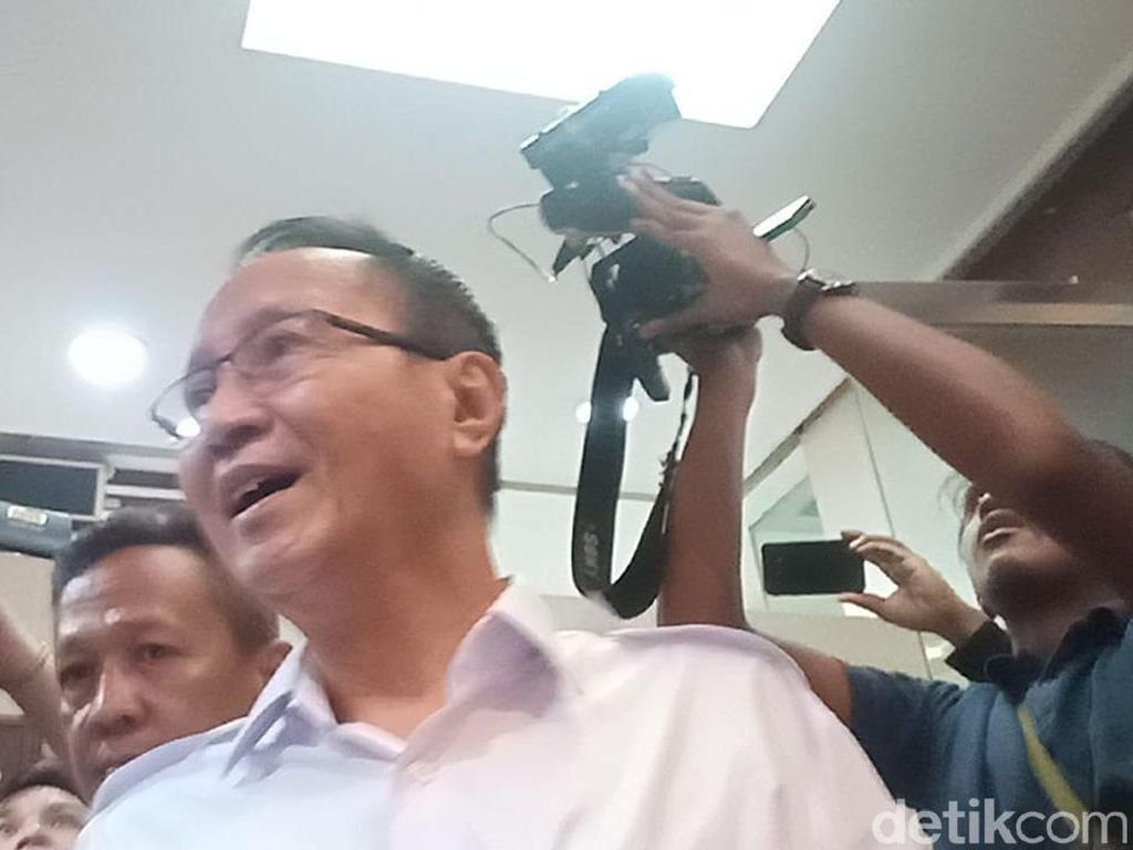 Polisi Tunggu Kesehatan Sofyan Jacob Pulih untuk Pemeriksaan Lanjutan