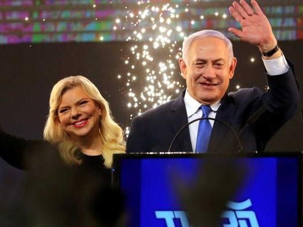 Tak Disambut Pilot, Istri PM Israel Marah Sampai Mau Masuk Kokpit