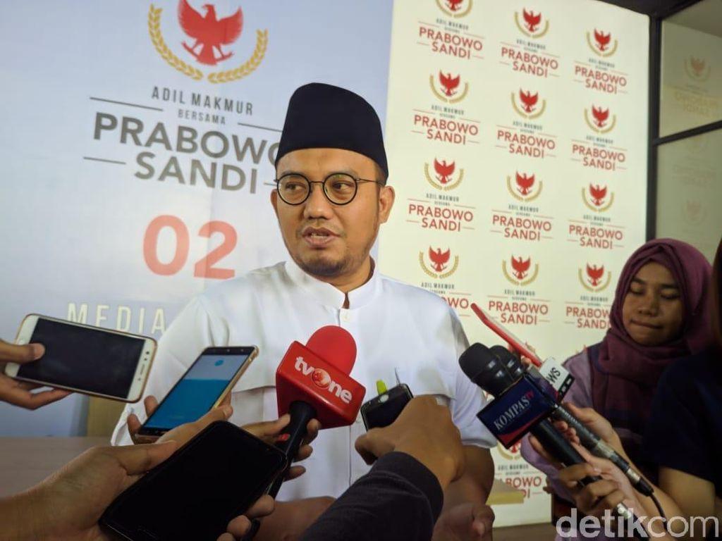 BPN Sebut Prabowo-Sandiaga Tak akan Hadir di Sidang Putusan MK