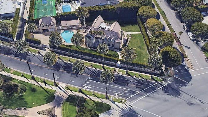 Foto: Washington Post via Google Earth