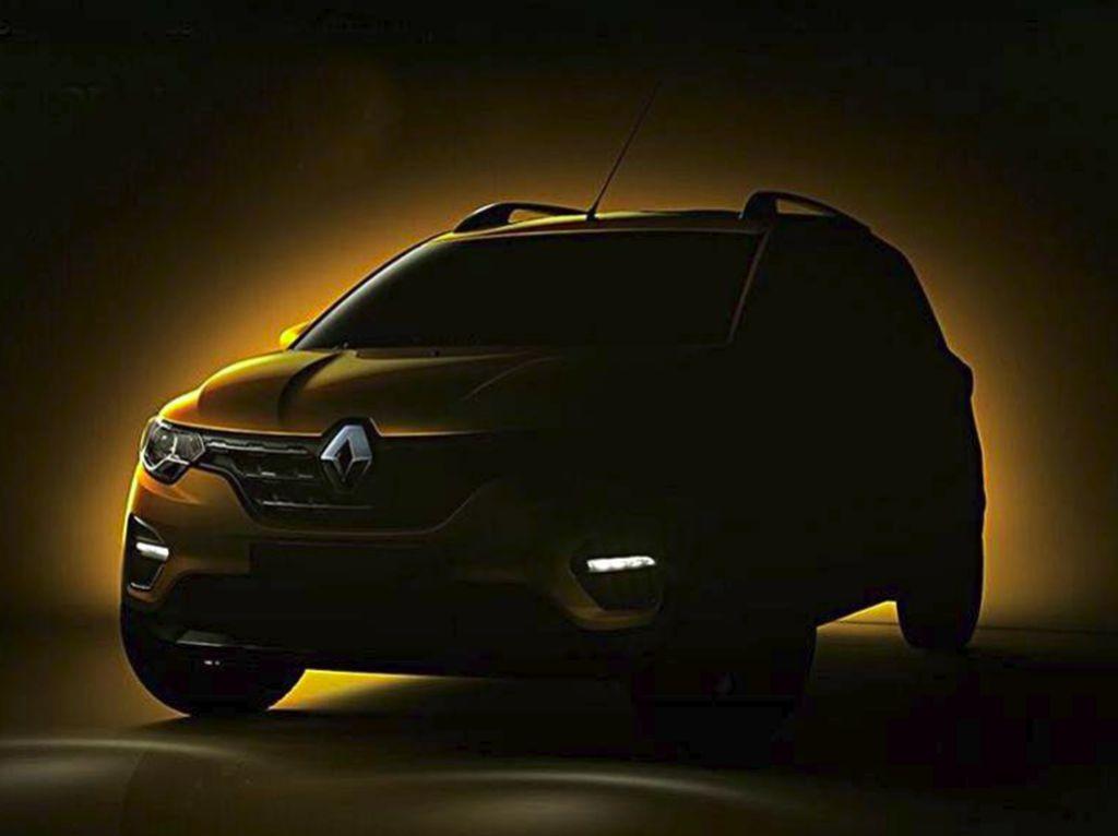 Renault Triber, Penantang Avanza cs dengan Harga Murah