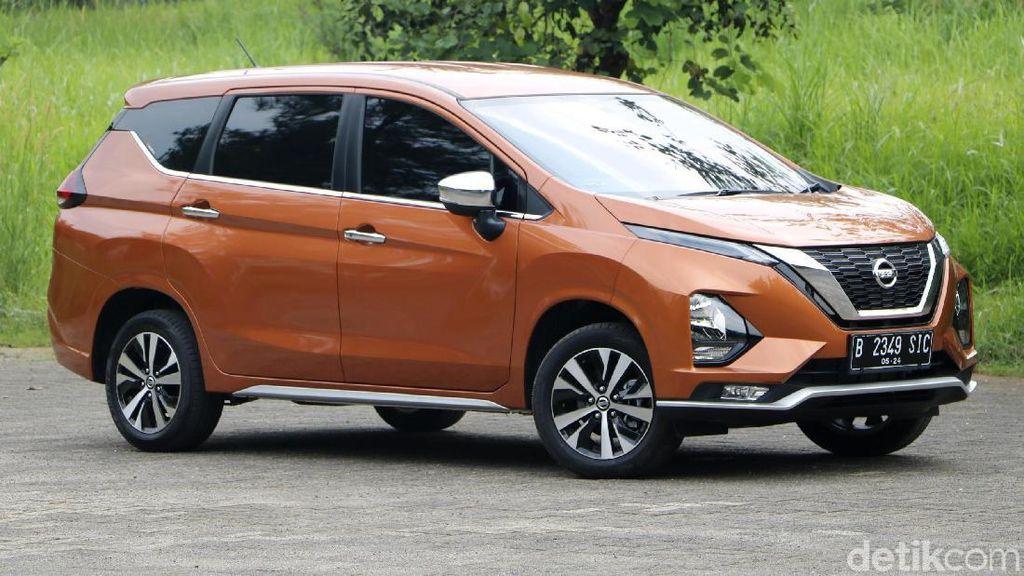 Yuk, Lihat Lebih Dekat Nissan Livina Rasa Xpander