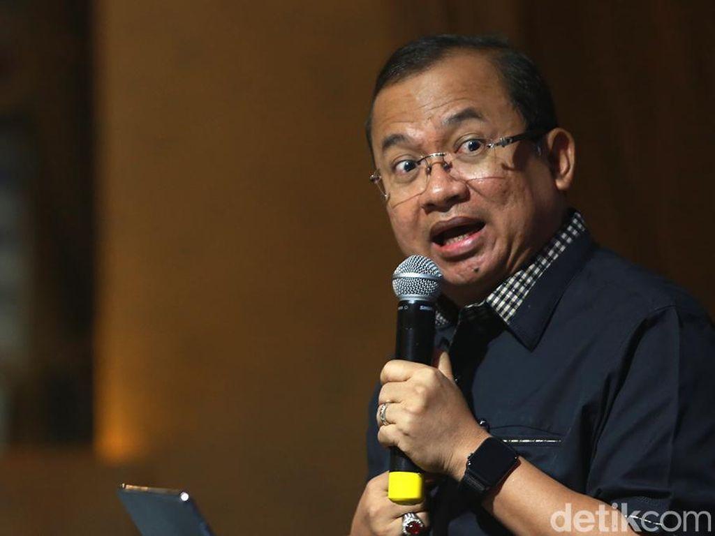 Sekjen Partai Berkarya Yakin Jokowi-Prabowo Segera Bertemu