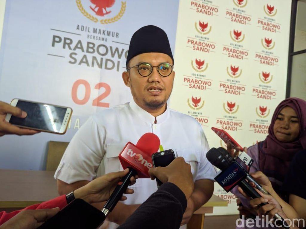PA 212 akan Aksi di MK, BPN Ingatkan Pesan Prabowo