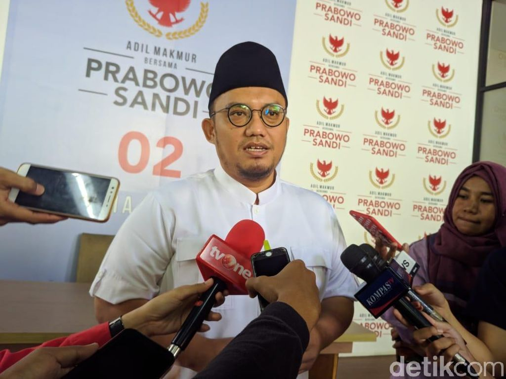 Prabowo-Sandi Saksikan Sidang Putusan MK di Kertanegara