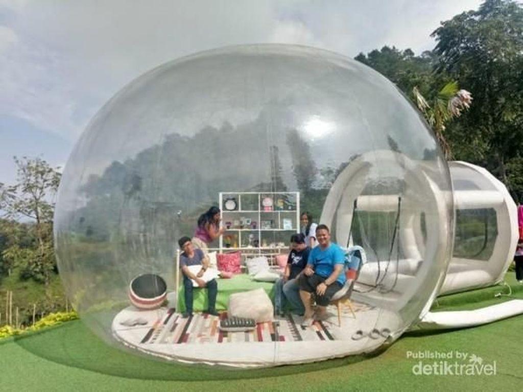 Mengunjungi Tempat Hits di Candi Gedong Songo Semarang
