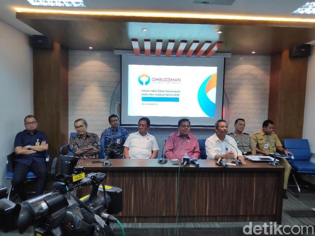 Ombudsman Beberkan Hasil Sidak ke Polri-Rutan KPK Saat Lebaran 2019