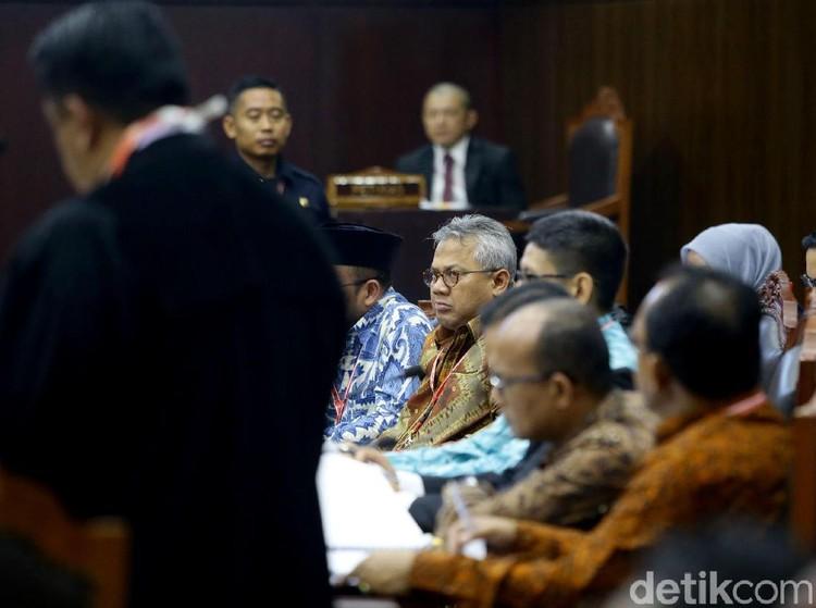 Singgung Gugatan Prabowo, KPU: Link Berita Bukan Alat Bukti!