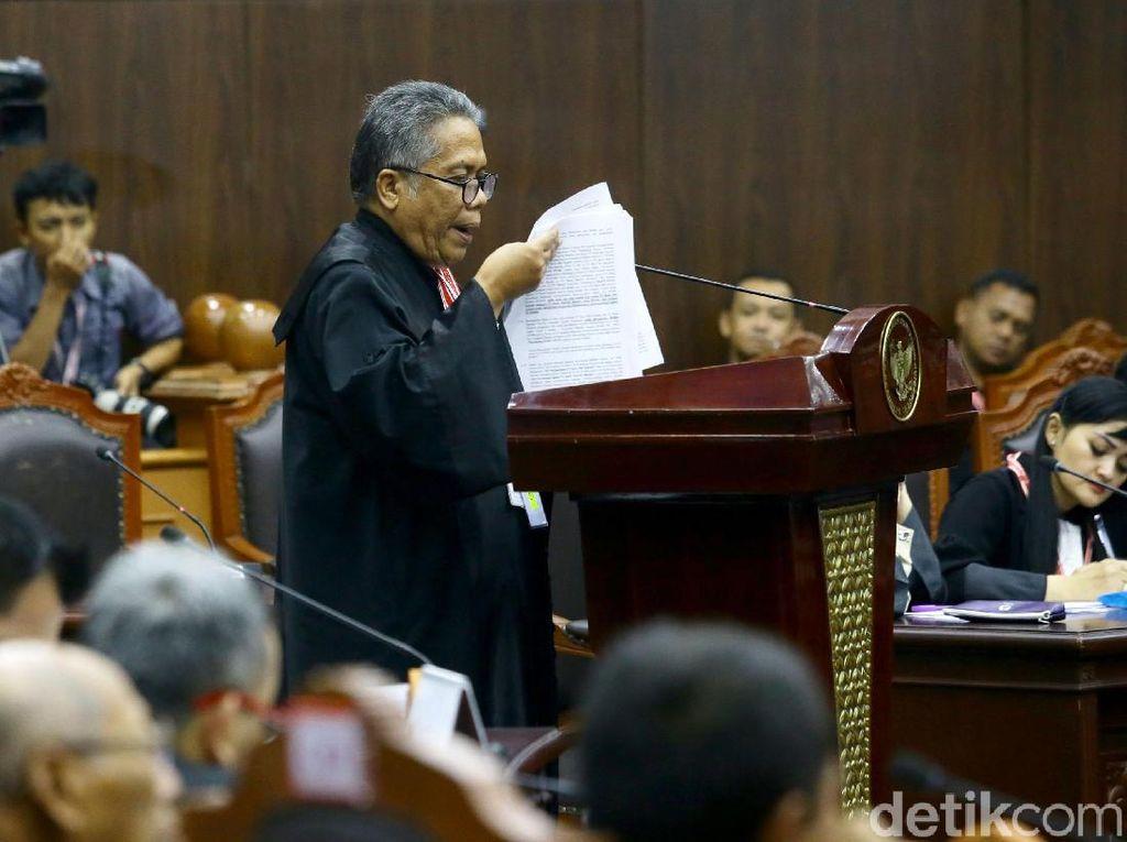 Tim Jokowi Redam Tuduhan Samarkan Dana