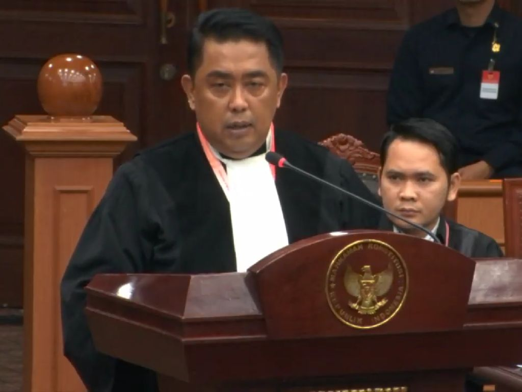 KPU Minta MK Tolak Gugatan Prabowo