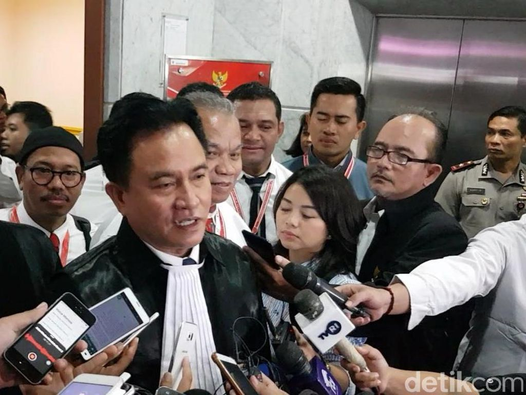 Soal Bukti Amplop, Tim Hukum Jokowi Buka Peluang Pidanakan Beti