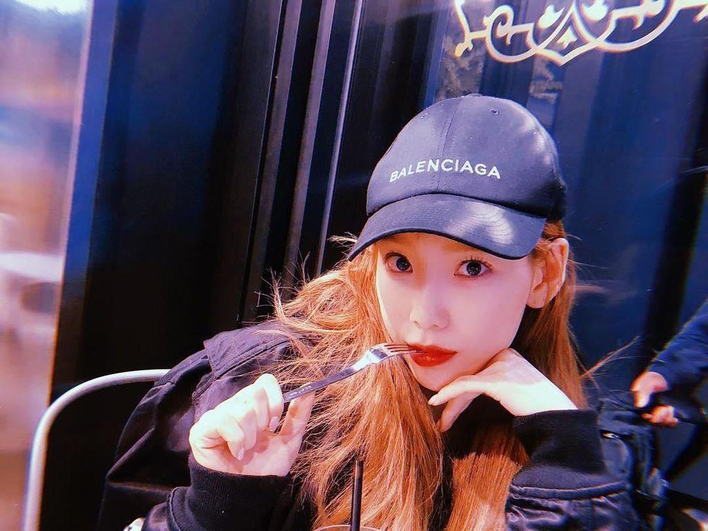 Taeyeon SNSD Bahagia Banget di MV Baru Happy