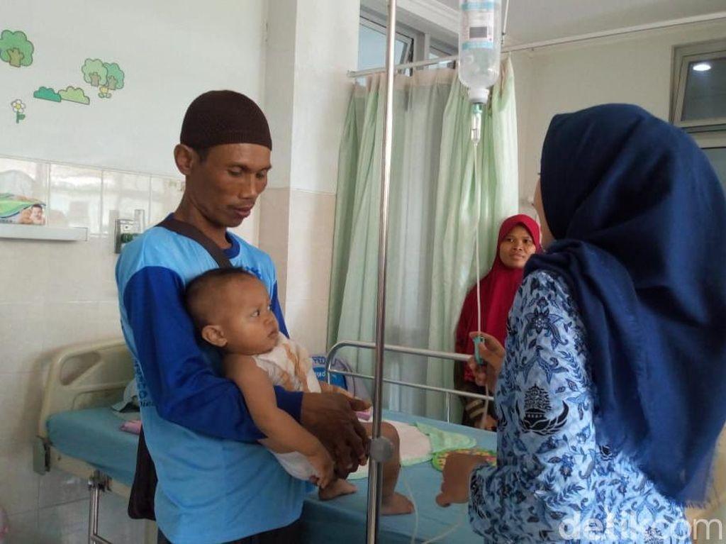 Balita 15 Bulan di Ponorogo Terluka Bakar Setelah Ketumpahan Air Panas