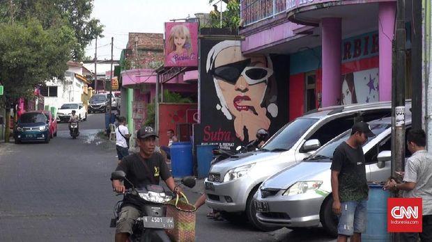 Lokaslisasi Sunan Kuning, Jalan Sri Kuncoro, Kalibanteng, Semarang.