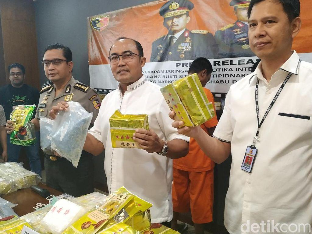 2 Bandar Ditangkap, Jadikan Pulau di Kepri untuk Simpan 63 Kg Sabu